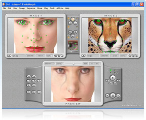 FantaMorph - powerful and easy-to-use morphing software